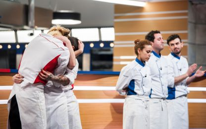 Hell's Kitchen 5, anticipazioni: la semifinale