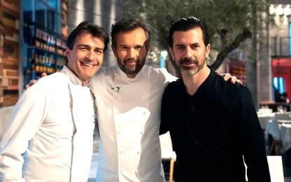 Hell's Kitchen 5: la finale, ospiti Caminada e Alléno