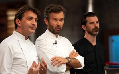 Hell's Kitchen 5: Andreas Caminada e Yannick Alleno ospiti