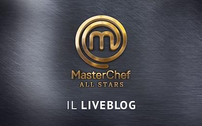 MasterChef All Stars Italia, segui la seconda puntataDIRETTA