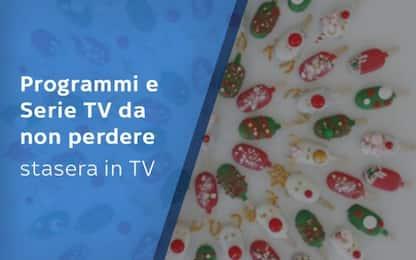Programmi TV da non perdere stasera, lunedì 10 dicembre