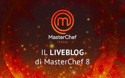 MasterChef Italia 8, segui con noi la quarta puntata DIRETTA