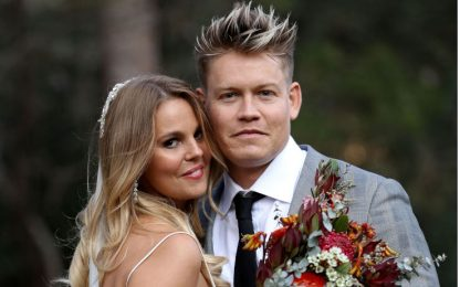 Matrimonio a prima vista Australia, le coppie: Blair e Sean