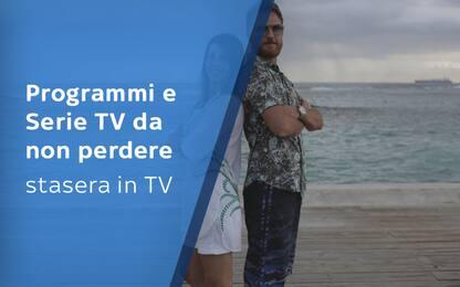 Programmi TV da non perdere stasera, martedì 28 maggio