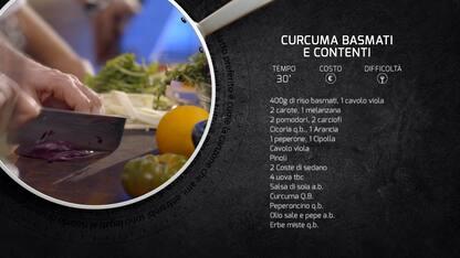 Kitchen Sound: la ricetta della curcuma, basmati e contenti