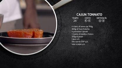 Kitchen Sound: la ricetta del cajun tonnato