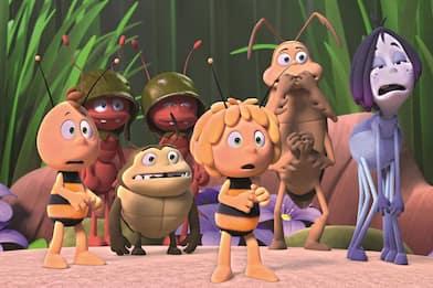L'ape Maia – Le Olimpiadi di miele su Sky Cinema Family