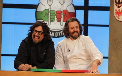 Cuochi d'Italia, la quarta stagione entra nel vivo