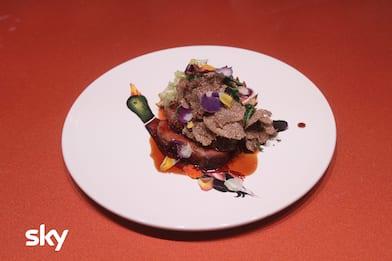 Antonino Chef Academy, cos'è l'umami