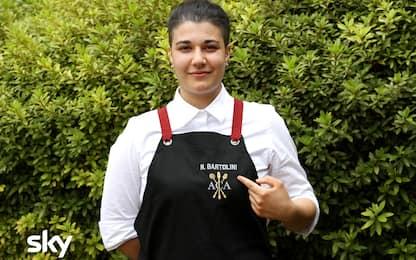 Antonino Chef Academy, chi è Nicole Bartolini