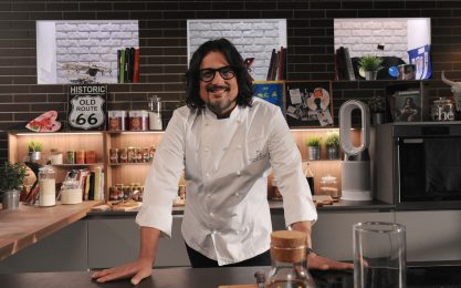 Alessandro Borghese Kitchen Sound torna con i nuovi episodi