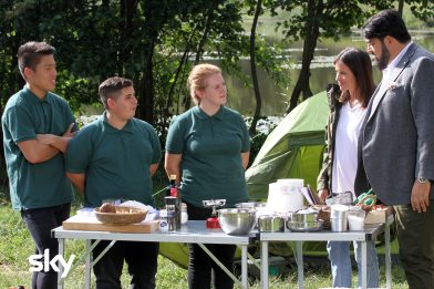 Antonino Chef Academy, le foto della seconda puntata