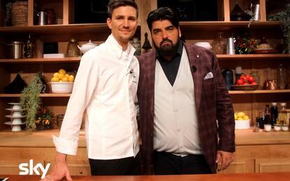 Chi è lo chef Paolo Griffa, ospite ad Antonino Chef Academy