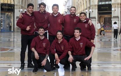 Antonino Chef Academy, le foto della terza puntata
