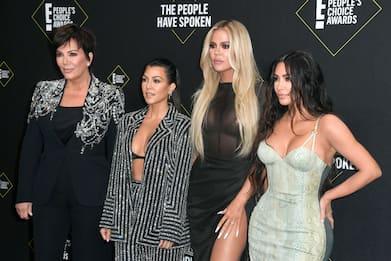 Famiglia Kardashian, le tradizioni di Natale
