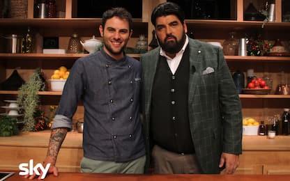 Chi è lo chef Filippo Sisti, ospite ad Antonino Chef Academy