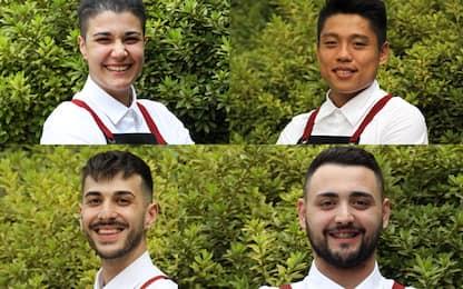 Antonino Chef Academy, chi sono i finalisti