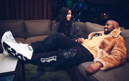 Kim Kardashian e Kanye West: le foto più belle della coppia