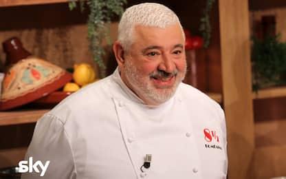 Chi è lo chef Bombana, ospite ad Antonino Chef Academy
