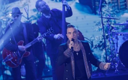 Robbie Williams, Ultimo, Lous and The Yakuza a X Factor 2019
