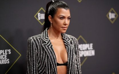 Kourtney Kardashian, addio al reality di famiglia?