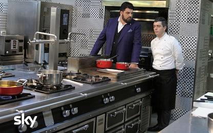 Antonino Chef Academy, le anticipazioni dell'ultima puntata