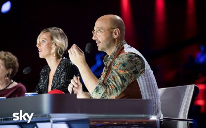 Italia's Got Talent: il giudice Joe Bastianich