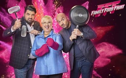 Family Food Fight al via dal 12 marzo su Sky Uno