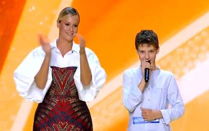 Italia's Got Talent 2020 7° puntata: il golden di Pellegrini