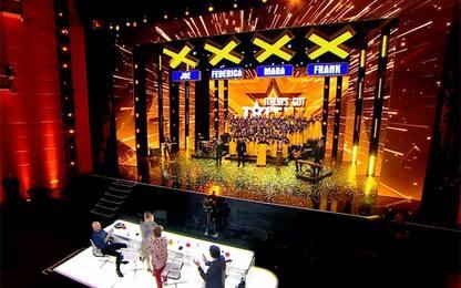 Italia's Got Talent 2020, tutti i golden buzzer