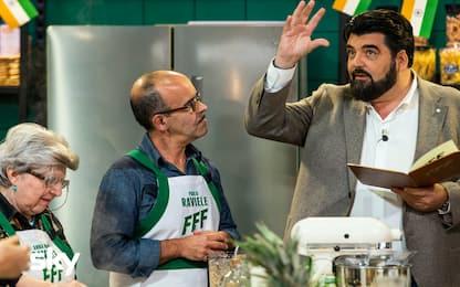 Family Food Fight, le FOTO della quarta puntata