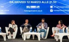 La conferenza stampa di Italia's Got Talent