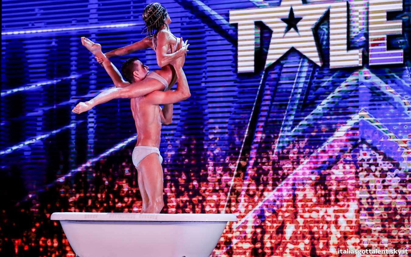 La gallery della terza puntata di Italia's Got Talent - prima parte