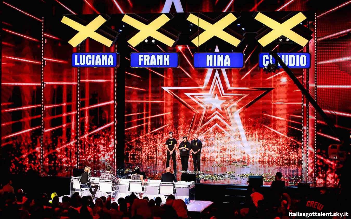 La gallery della quarta puntata di Italia's Got Talent - prima parte