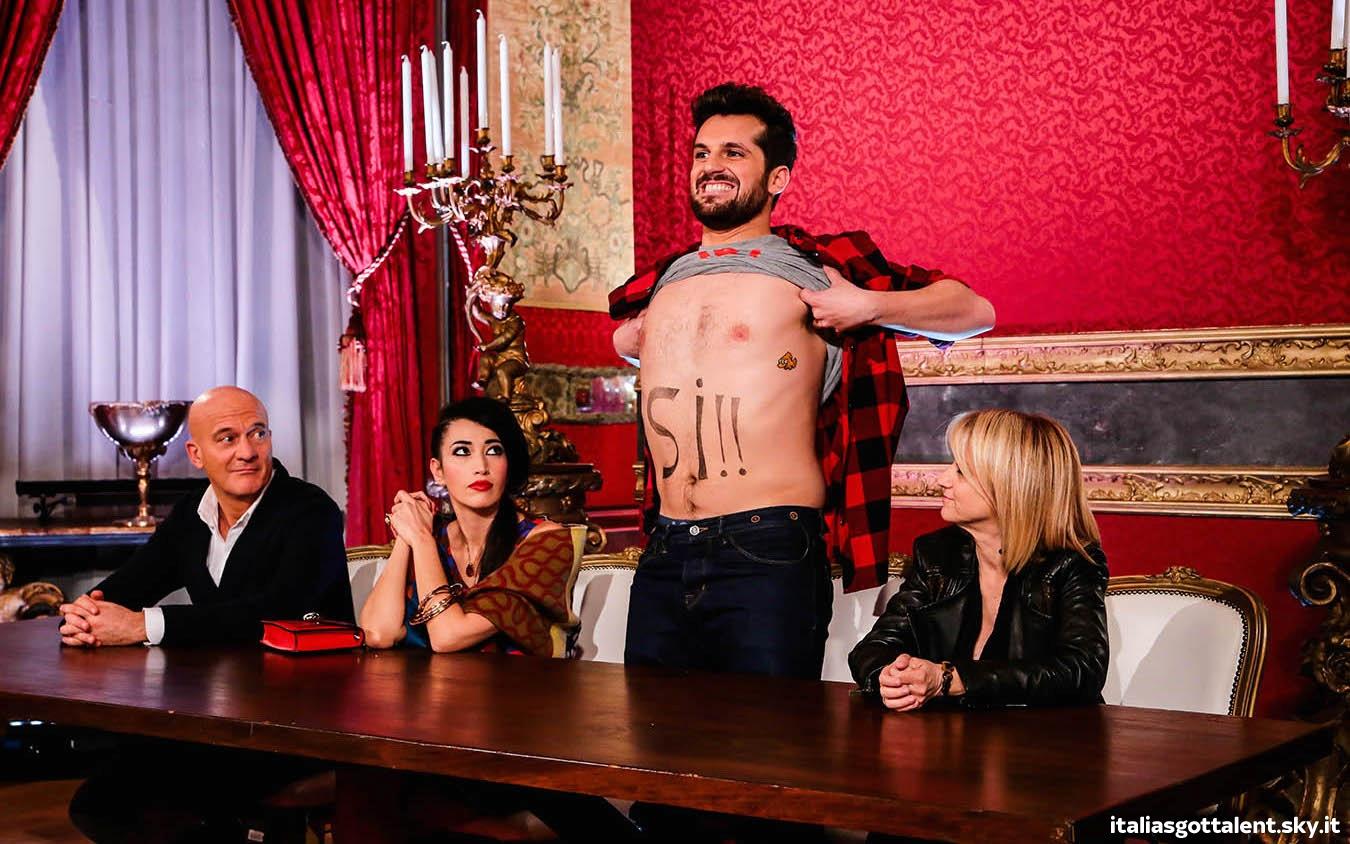 La gallery della settima puntata di Italia's Got Talent - terza parte