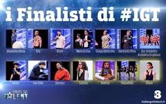 I Finalisti di Italia's Got Talent 2016