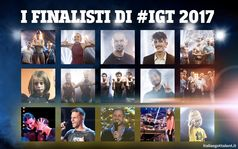 I Finalisti di #IGT
