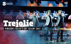 I Trejolie vincono Italia's Got Talent 2017