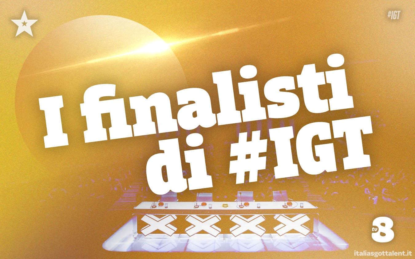 Italia's Got Talent 2019: i finalisti
