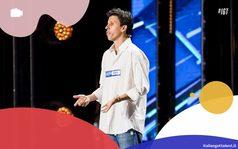 Italia's Got Talent 2020: monologo sulla Camorra di Daniele Ciniglio