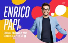 Italia's Got Talent 2020: Enrico Papi conduce la Finale