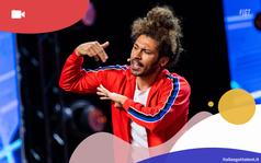 Italia's Got Talent 2020: Brazzo, il rapper non udente che abbatte ogni limite
