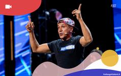 Italia's Got Talent 2020: El Gato, l'autore di Mueve la Colita