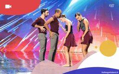Italia's Got Talent 2020: l'Opus Ballet danza contro la violenza