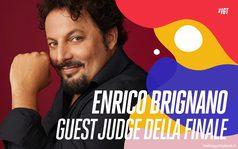 Italia's Got Talent 2020: Enrico Brignano Guest Judge della Finale