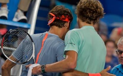 Federer ko, ma è pronto per gli Australian Open