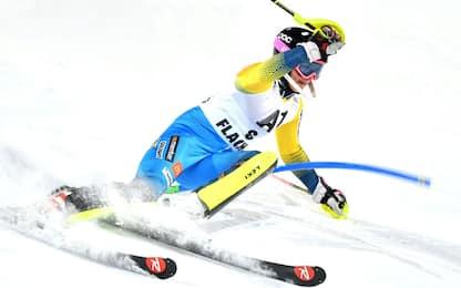 Slalom donne, a Flachau vince Hansdotter