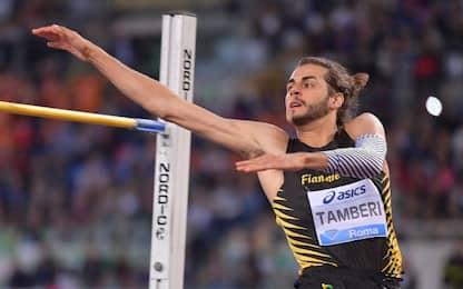 Ufficiale, Tamberi si opera di nuovo alla caviglia