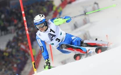 Slalom Schladming, Kristoffersen imprendibile