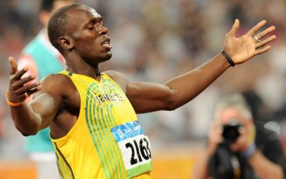 Carter dopato, Bolt perde oro della staffetta 2008